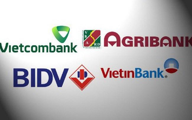 Tăng vốn Big 4 xuất hiện trong nhiệm vụ nửa cuối năm của Ngân hàng Nhà nước