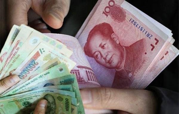 Tiền Việt Nam giữa bối cảnh tiền Trung Quốc