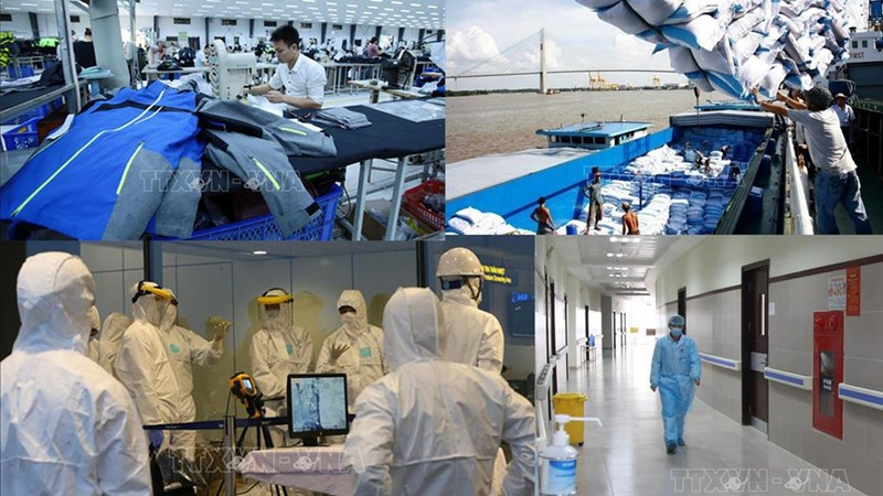 BHXH Việt Nam: Dồn lực gỡ khó cho doanh nghiệp trước đại dịch