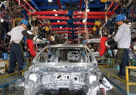 Rót hàng ngàn tỷ đồng thúc ngành ô tô tăng tốc