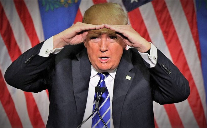 Ông Trump