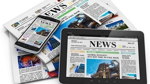 Chính phủ yêu cầu sắp xếp hợp lý mạng lưới các cơ quan báo chí, thông tin điện tử