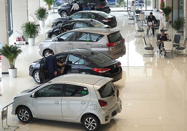 Đầu tháng 9, thị trường ôtô Việt Nam dồn dập đón nhận