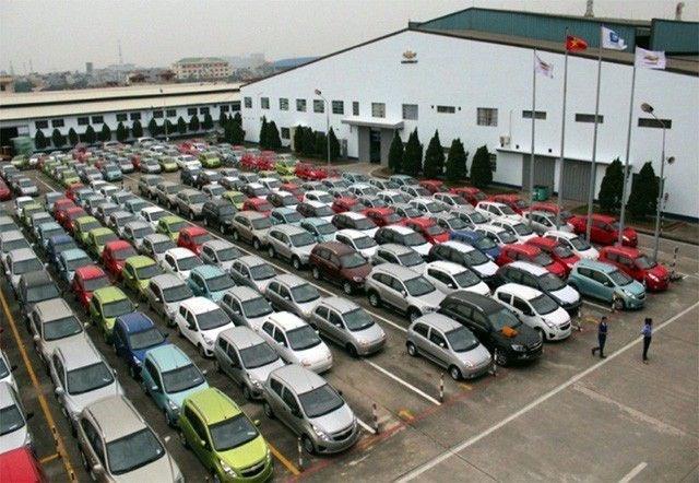 Lượng ô tô nhập khẩu trong 8 tháng đầu năm 2020 đạt 53.000 chiếc