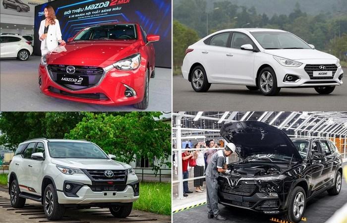 Thị trường ô tô đang ở giai đoạn cạnh tranh khốc liệt, người tiêu dùng được lợi