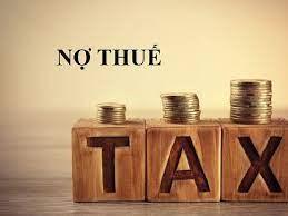 Tổng số tiền nợ thuế giảm 5,5% so với cùng kỳ năm 2020