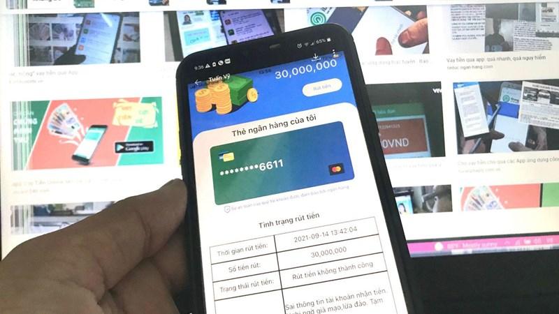 Muôn kiểu lừa đảo khi vay tiền qua app