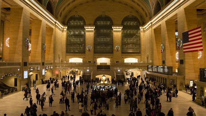 Chiêm ngưỡng 5 nhà ga tàu điện ngầm lộng lẫy nhất thế giới