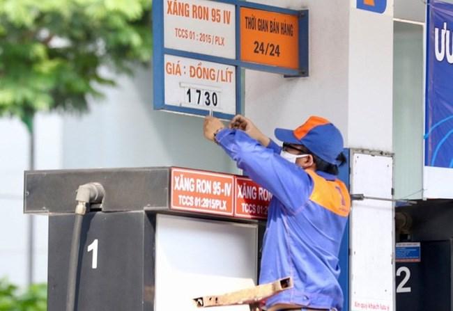 Thay cách tính giá cơ sở với xăng dầu: Thuế, phí không thay đổi