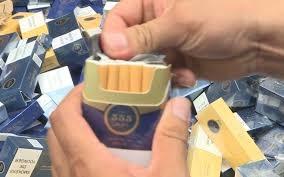 Bày bán 1 bao thuốc lá lậu, có thể bị phạt tới 3 triệu đồng