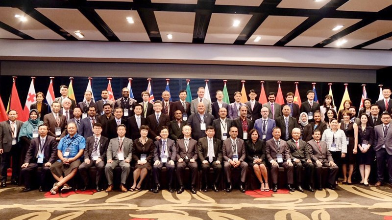 Tổng cục Hải quan Việt Nam chủ trì Hội nghị Tổng Cục trưởng Hải quan ASEM 13