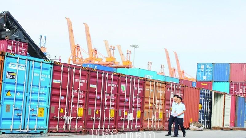 Cuộc cải cách đối với lĩnh vực xuất nhập khẩu