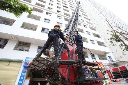 Hà Nội: Điểm mặt chung cư không xuất trình được hồ sơ nghiệm thu PCCC