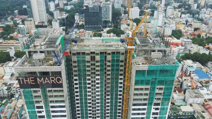 Nhiều dự án hạng sang dính vi phạm về tiền sử dụng đất
