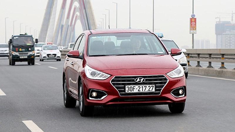 Doanh số bán xe ô tô tăng trưởng trong tháng 9