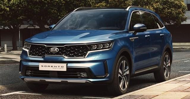 Những mẫu ôtô 7 chỗ mới ra mắt tại Việt Nam