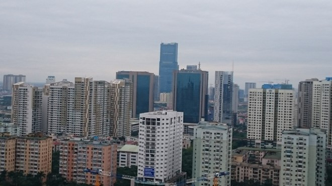 Doanh nghiệp địa ốc phía Nam ồ ạt đổ về Hà Nội
