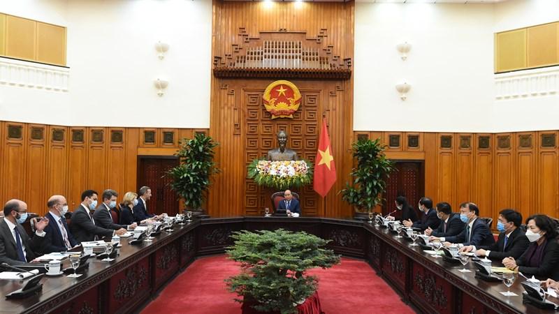 Chính phủ Việt Nam luôn coi Mỹ là một trong những đối tác quan trọng hàng đầu