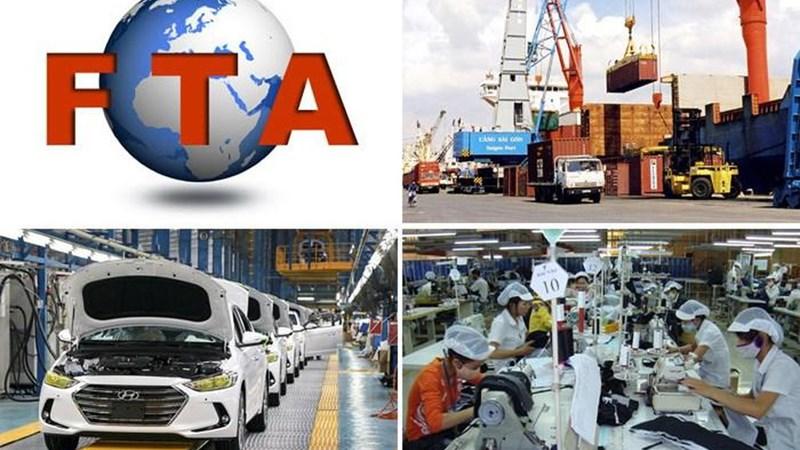 Kết nối và hợp tác tài chính trong thực thi các FTA thế hệ mới