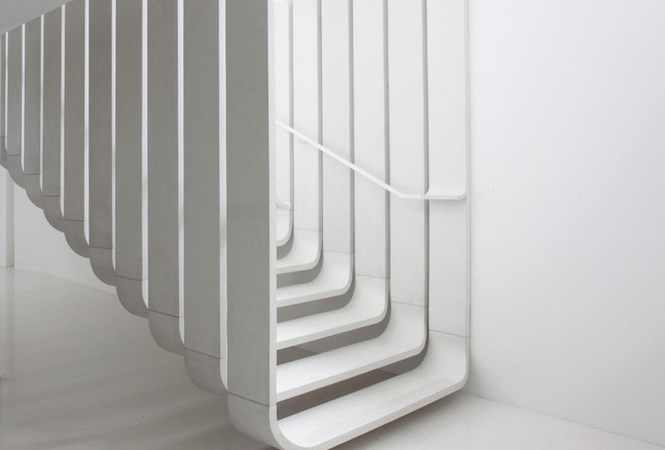 Những mẫu cầu thang phiêu diêu như cung đàn, ngắm mãi không chán