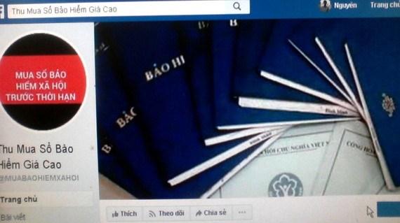 Ngăn chặn hành vi mua bán sổ Bảo hiểm xã hội