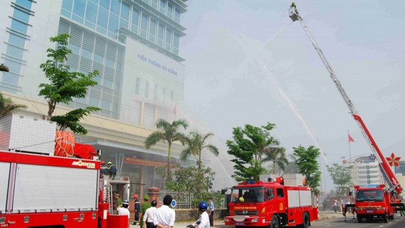 Cần tăng mức xử phạt vi phạm phòng cháy chữa cháy nhà cao tầng