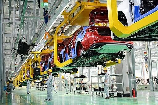 Nghiên cứu đề xuất không tính thuế tiêu thụ đặc biệt với linh kiện ô tô sản xuất trong nước
