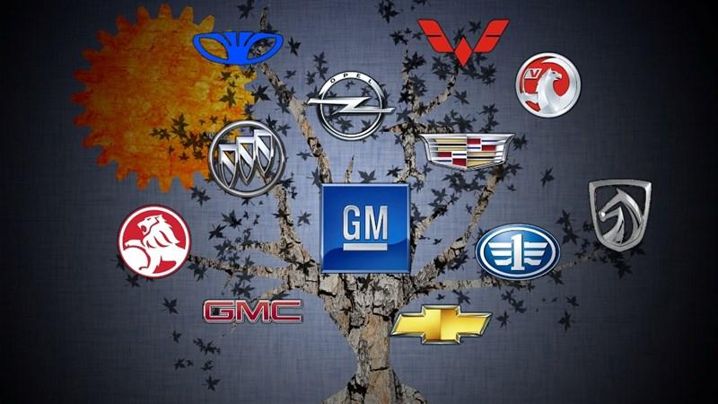 [Infographics] 6 hãng xe lớn nhất thế giới