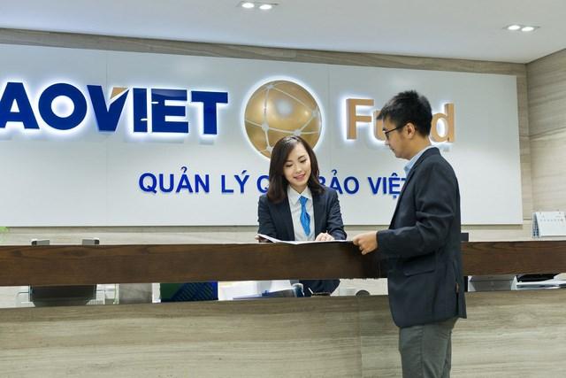 Quỹ đầu tư trái phiếu Bảo Việt dẫn đầu các quỹ mở trái phiếu nội địa