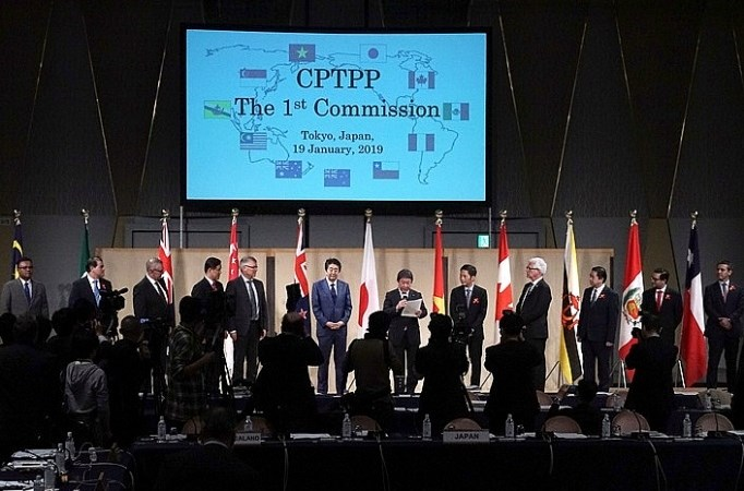 Trung Quốc tuyên bố sẵn sàng tham gia CPTPP
