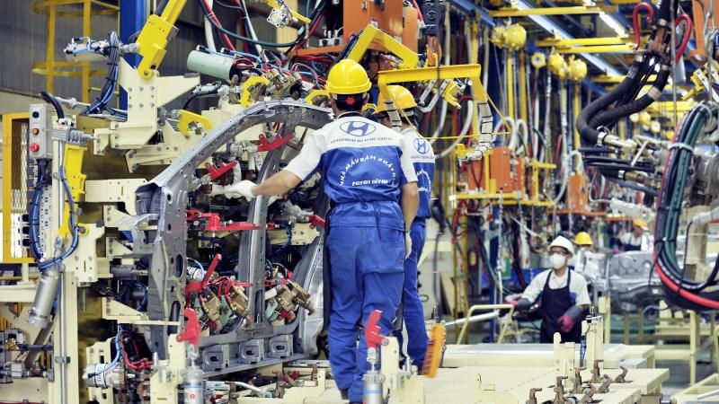 Miễn giảm thuế tiêu thụ đặc biệt cho linh kiện, phụ tùng ô tô sản xuất trong nước