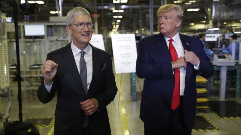 Trump và tham vọng đưa các doanh nghiệp quay về Mỹ