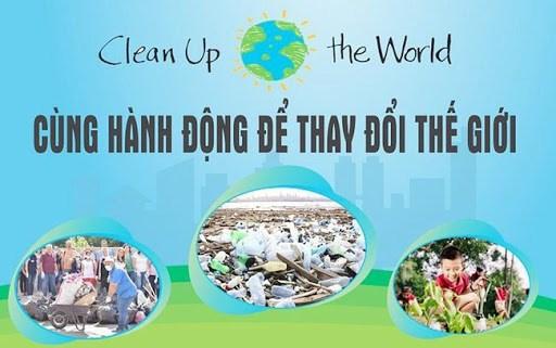 """Chiến dịch """"Làm cho thế giới sạch hơn"""" 2020: Cùng hành động để thay đổi thế giới"""