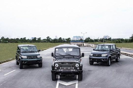Ô tô Nga miễn thuế ra mắt rầm rộ rồi mất hút ở Việt Nam