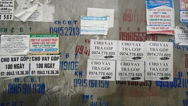 TP. Hồ Chí Minh: Hoạt động tín dụng đen diễn biến phức tạp
