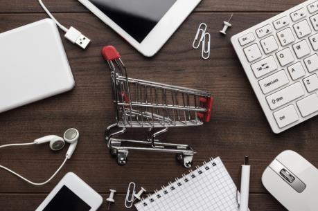 Áp lực tăng theo cách mua sắm mới