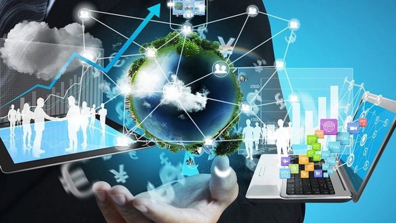 Chia lại thị phần công nghiệp điện tử