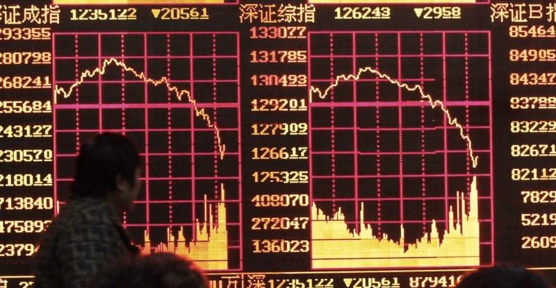 Một năm đầy khó khăn của Trung Quốc: Các nhà đầu tư chứng khoán thiệt hại 2 nghìn tỷ USD
