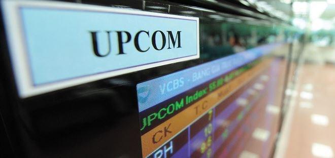 """Chợ UPCoM không thiếu """"hàng hiệu"""""""