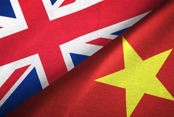 Hiệp định UKVFTA mở ra một thị trường lớn cho hàng hóa xuất khẩu của Việt Nam