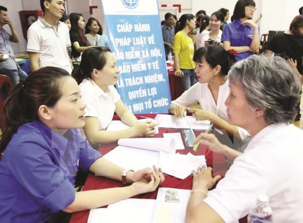 Số người tham gia bảo hiểm xã hội tự nguyện tăng đột biến