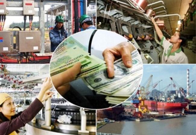 Ảnh hưởng của cấu trúc vốn lên kết quả kinh doanh của doanh nghiệp sản xuất công nghiệp
