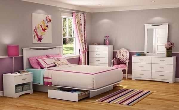 5 cách bố trí phòng ngủ để có giấc ngủ ngon