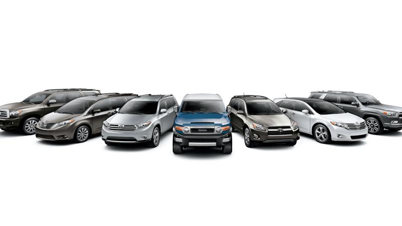 Mỗi đầu xe Toyota lãi ròng gần 100 triệu đồng