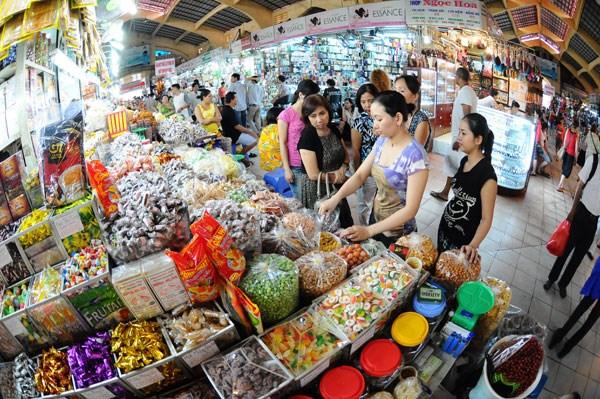 Tiêu thụ hàng hóa cuối năm: Triển vọng từ thị trường nông thôn