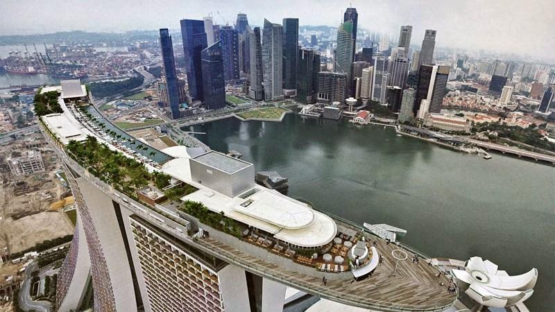 Singapore cắt giảm dự báo tăng trưởng kinh tế cả năm 2016