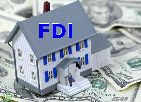 Bất động sản hút nhiều vốn FDI nhất sau 8 tháng