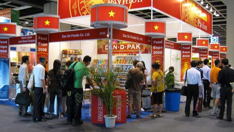 Hàng hoá Việt thâm nhập vào ASEAN