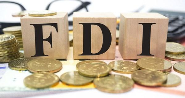 Vốn FDI giải ngân đạt kỷ lục 15,8 tỷ USD