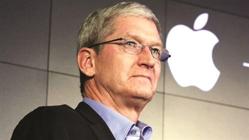 """Apple mất ngôi """"vua thương hiệu"""""""